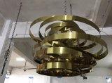 Moderner InnenEdelstahl-hängende Lampe (KAP17-008)