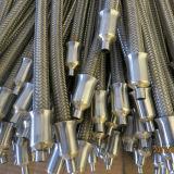 De alimentación de alta presión Manguera trenzada de acero inoxidable
