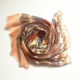 Écharpe de Madame Customized Beach Waving Polyester (H7232)