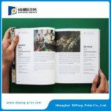 Cmyk Offsetdrucken für Katalog-Buch