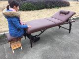 Tabella di massaggio del legname con lo schienale registrabile (MT-009-2H)