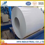 Bobina de acero galvanizada cubierta de las muestras libres usada en materiales de construcción