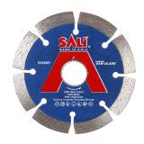 El segmento de la alta calidad de la lámina 105*1.5 consideró la lámina para el concreto del corte