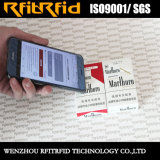 13.56MHz diebstahlsichere Wegwerf-NFC Marken