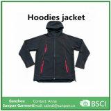 Alta calidad de la chaqueta Softshell con Capucha