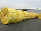 Les meilleurs biens de qualité multiplient la bande de conveyeur en caoutchouc de PE de polyester