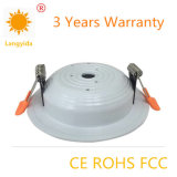 Hecho en el diámetro 115-125m m de la talla del orificio de China 12W LED Downlight