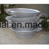 Bronzo Fusione Processo Cera fonderia in pressofusione di alluminio