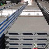 Pannello a sandwich materiale del tetto d'acciaio ENV della costruzione con basso costo