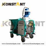 Almofariz trifásico de Automactic que emplastra a máquina para os materiais secos do pó que dosam a pulverização de bombeamento de mistura