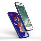 Изготовленный на заказ крышка мобильного телефона клетки на iPhone 7