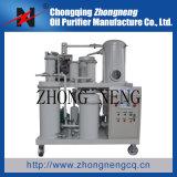 Vacío fiable de la máquina de la refinería de aceite de engranajes