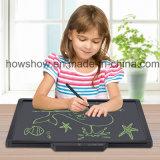 Howshow 20 polegadas de almofada de escrita eletrônica dos miúdos com estilete