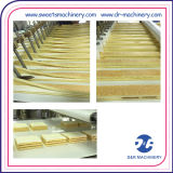Trois couches de gâteau Ligne de production