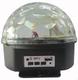 Novo Barato Cristal LED Bluetooth Luz Magic Ball mini-discoteca Stage