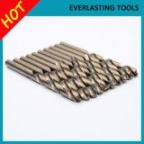 Буровые наконечники кобальта DIN338 HSS для Drilling металла