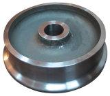 ISO9001鉄道の鋳造物鋼鉄失われたワックスの鋳造