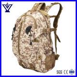 Sports de plein air de l'Armée tactique de camouflage sac sac à dos de randonnée (SYSG-1843)