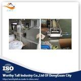 Gewicht-Baumwollputzlappen-bildenund Verpackmaschine mit Trockner