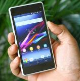 Originele In het groot Geopende Cellphone de Androïde Z1 Compacte Slimme Mobiele Telefoon Smartphone van 4.3 Duim