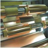 Clinquants de cuivre de Cu matériels