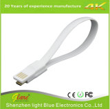 편평한 여행 마이크로 USB 2.0 데이터 Sync 비용을 부과 케이블