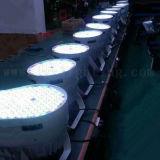 120X3w RGBW Änderung färbt DMX Beleuchtung LED PAR64