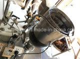 Monoblock Phiole-Flaschen-Puder-Flüssigkeit, die mit einer Kappe bedeckende Maschine zustöpselnd füllt
