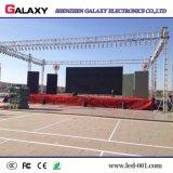 RGB 옥외 P3.91 P4.81 P5.95 Die-Casting 알루미늄 LED 내각 임대 발광 다이오드 표시 스크린