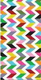 100% Knitting machine Velevt Beach Towel (BC-CT14403)