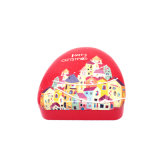 Navidad embalaje de hojalata / caja de almacenamiento del estaño por Crafts (T002-V5)