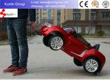 LED 가벼운 건전지를 가진 아이들 차를 위한 12V 가벼운 전차는 작동했다