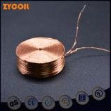 Chargeur de téléphone mobile électrique souple QI antenne du récepteur