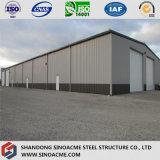 Sinoacmeは鉄骨フレームの構造の研修会を組立て式に作った