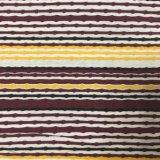 185GSM Модала хлопчатобумажная пряжа Вся обшивочная ткань с помощью матрицы полосы для одежды