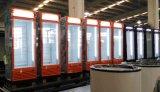 охладитель двери 400liter одного Transparents вертикальный для магазина