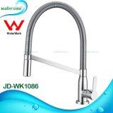 Jd-Wk1087 Marca de agua del grifo mezclador de cocina de alta calidad con la manguera