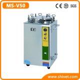 vertikaler Dampf-Veterinärsterilisator des Druck-50L (MS-V50)