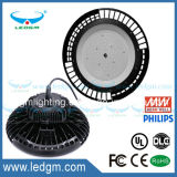 Indicatori luminosi della baia del UFO LED dell'UL no. E485057 Dlc Lm79 200With150With100W alti