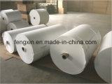 Piece Cutting Fiberglass Battery Separator with Line