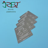 Onda elettromagnetica che protegge l'assorbitore materiale di EMI per il telefono di pagamento