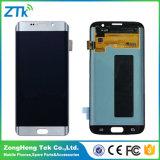 SamsungギャラクシーS7 Edge/S6端LCDのタッチ画面のための携帯電話LCD