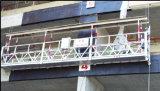 Zlp800 Alliage d'aluminium Plate-forme suspendue Accès Berceau Échafaudage Gondole