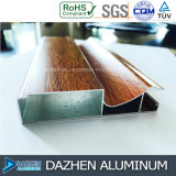 Aluminiumprofil-Schrank-Schrank-Möbel-Profil mit kundenspezifischer Größen-Farbe