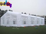 Tennis gonfiabile della tenda