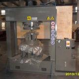 120t máquina sólida de prensa de neumáticos, carretilla elevadora sólida neumático prensa