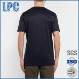 首の印刷のTシャツのあたりでカスタマイズされる100%年の綿