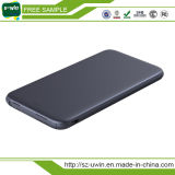 mini carregador magro do telefone do banco da potência do cartão de crédito 5000mAh