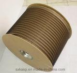 De nylon Met een laag bedekte Binddraad van het Boek van het Staal