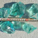 Constructeur en verre de roche de bonnes scories des prix de la Chine